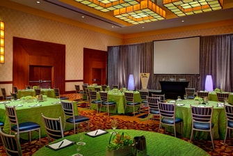 JW Marriott Grand Rapids Ballroom