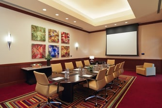 JW Marriott Grand Rapids Perugia Boardroom