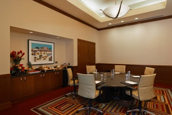 JW Marriott Grand Rapids Ga District Boardroom