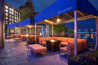 Grand Rapids Outdoor Dining Cabanas