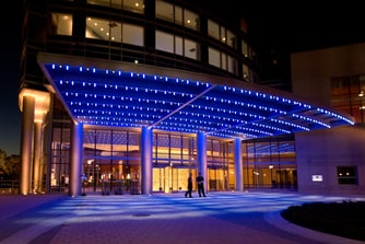 JW Marriott Grand Rapids Entrance