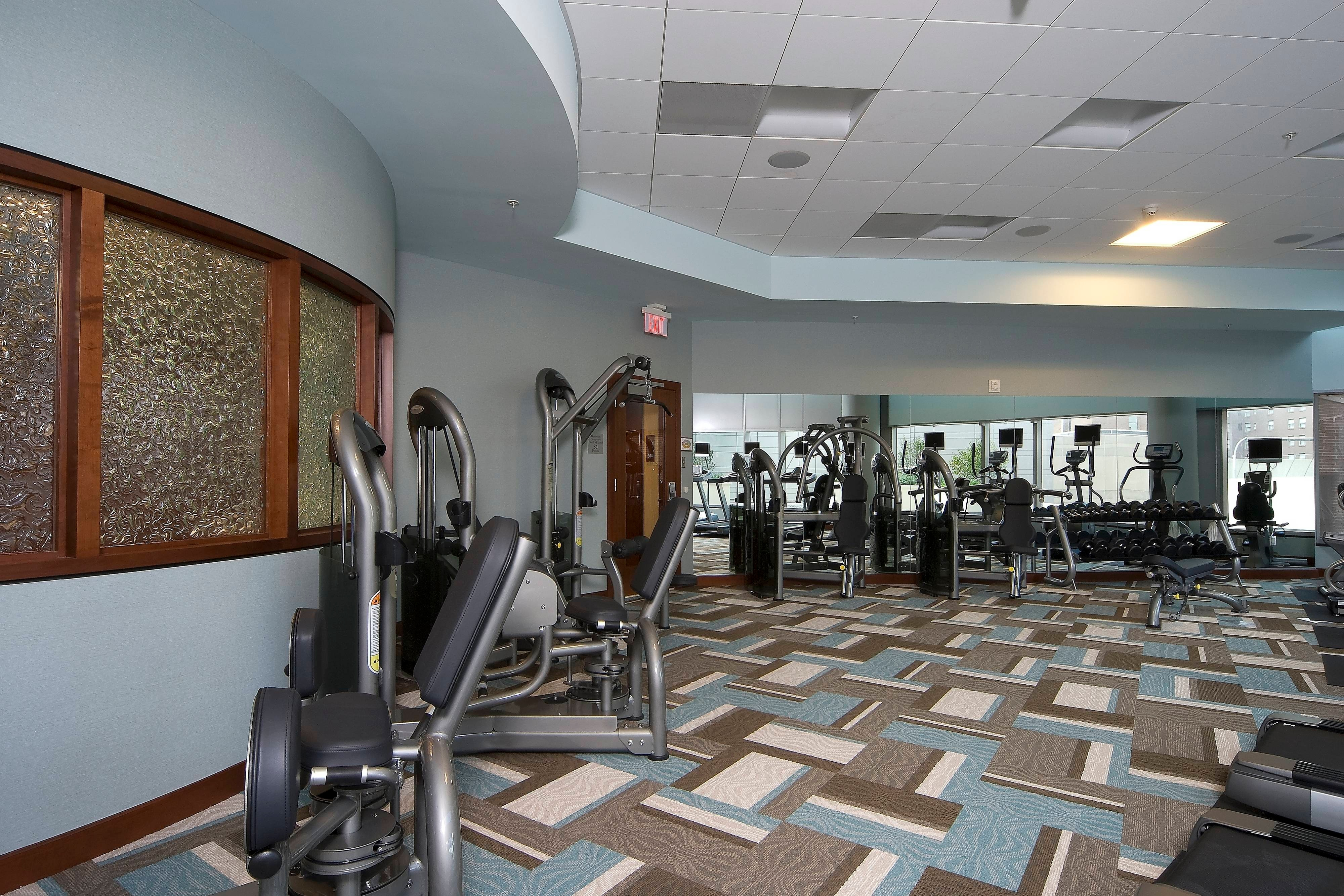 JW Marriott Grand Rapids Fitness Center