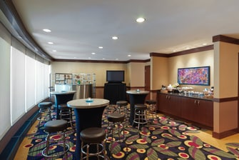 JW Marriott Grand Rapids Zapopan Meeting Room