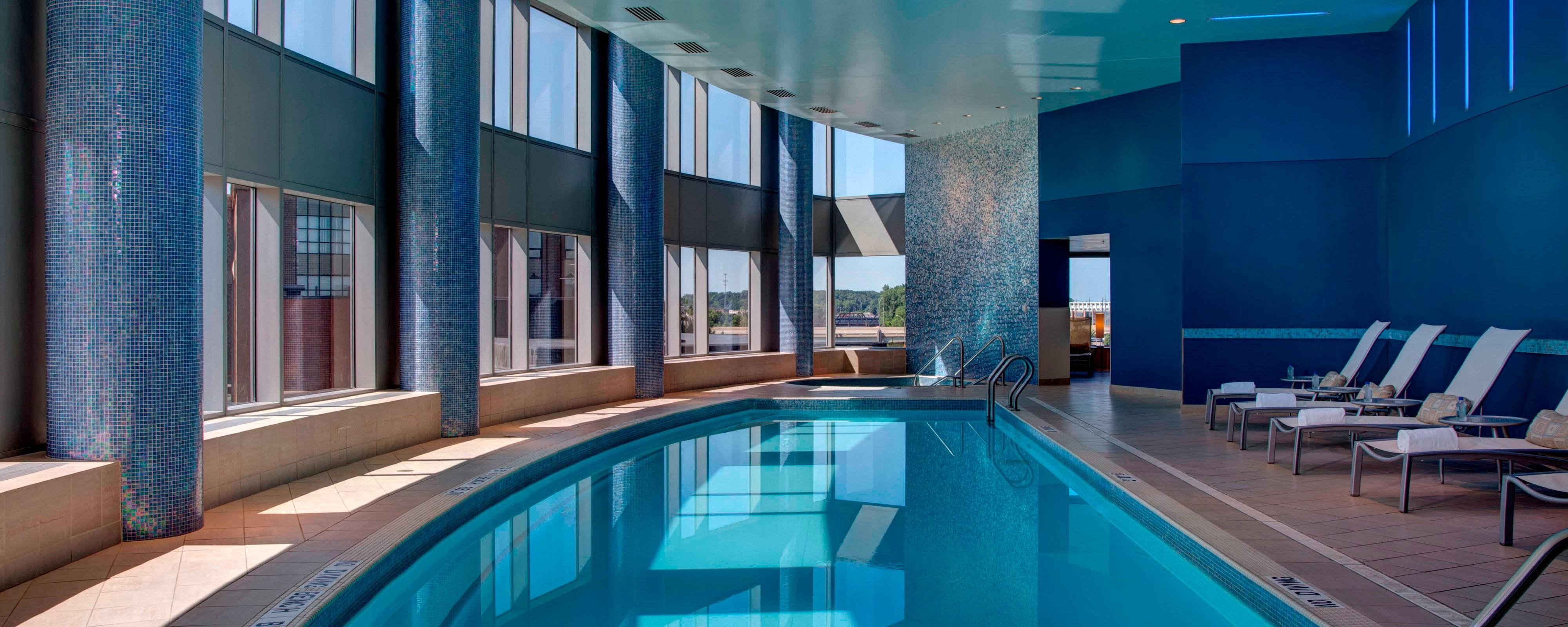 JW Marriott Grand Rapids Indoor Pool