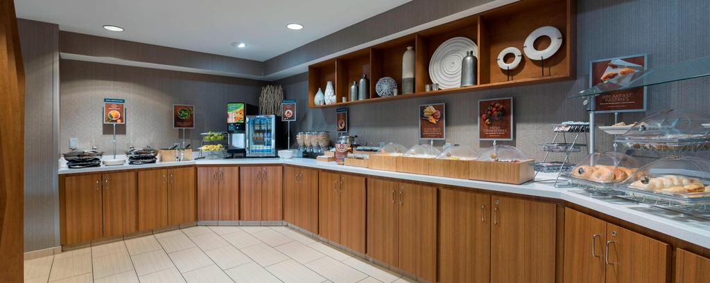 Grand Rapids Hotel Restaurants Springhill Suites Grand Rapids North Dining Marriott Hotels