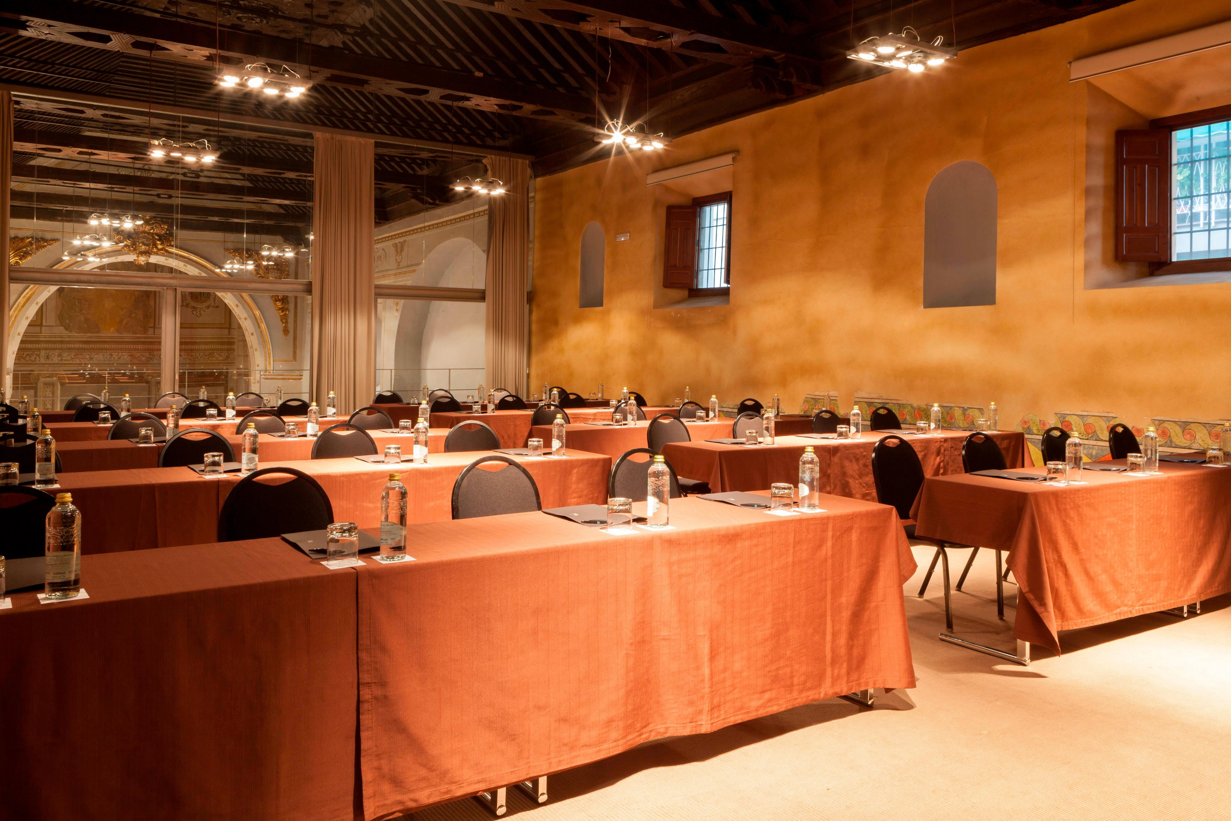 granada autograph hotel Meeting rooms Forum B