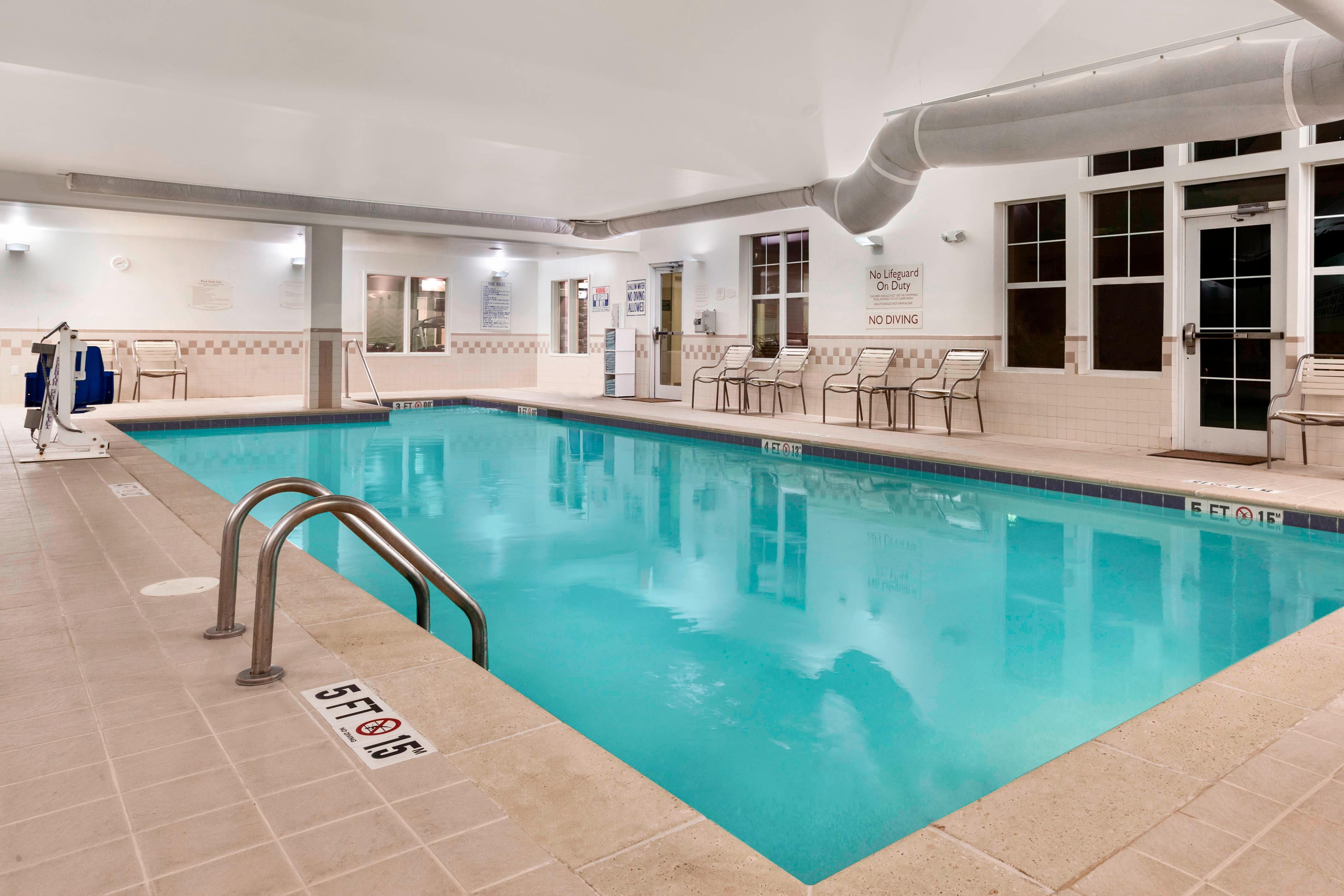 Residence Inn Greensboro Airport indoor pool