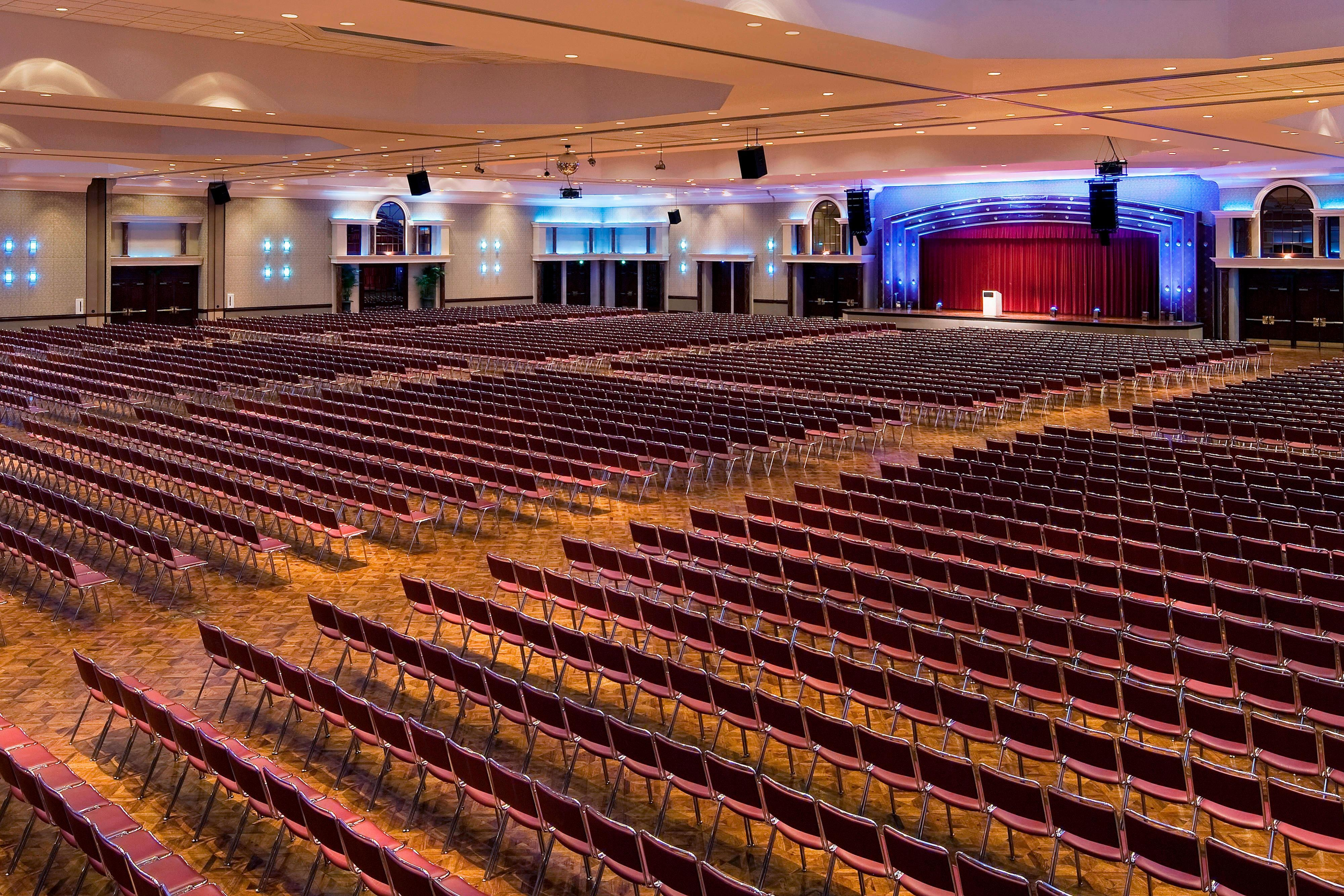 The Koury Convention Center