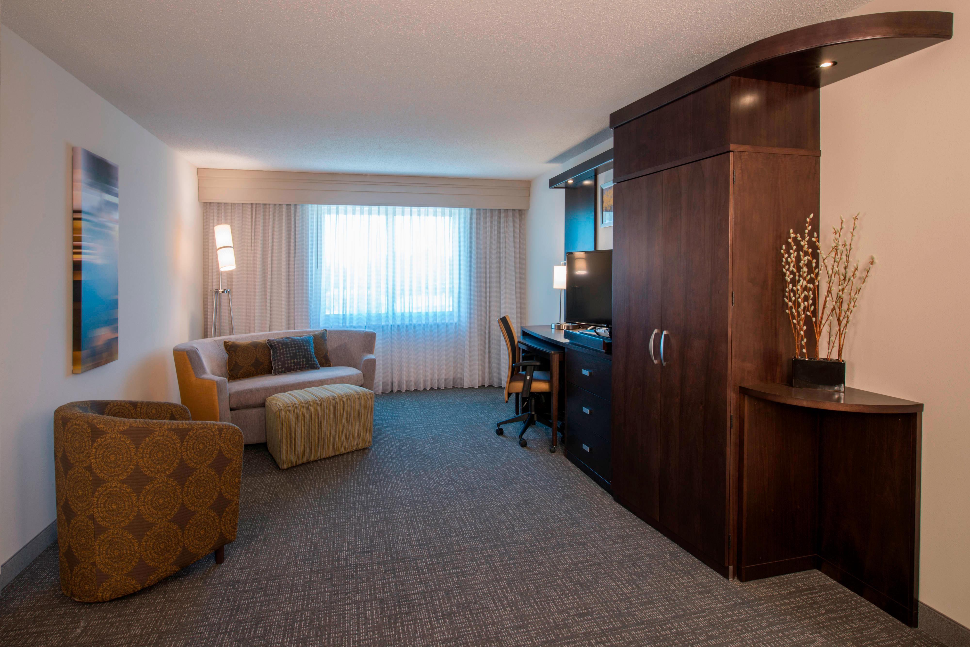 Suites de un dormitorio - Sala de estar