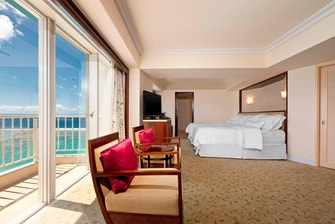 Ocean Front Room