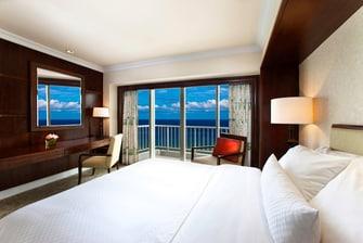 Standard Ocean View Room - King Guest Room