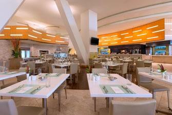 Taste - Dining Area