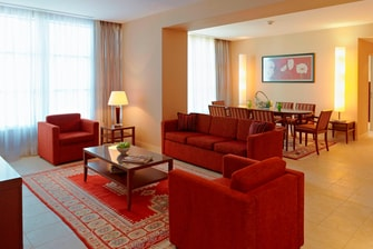 Marriott Apartments Atyrau Suite