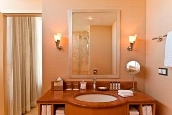 Marriott Apartments Atyrau bathroom