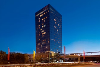 Marriott Apartments Atyrau