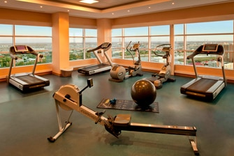 Marriott Apartments Atyrau Fitness