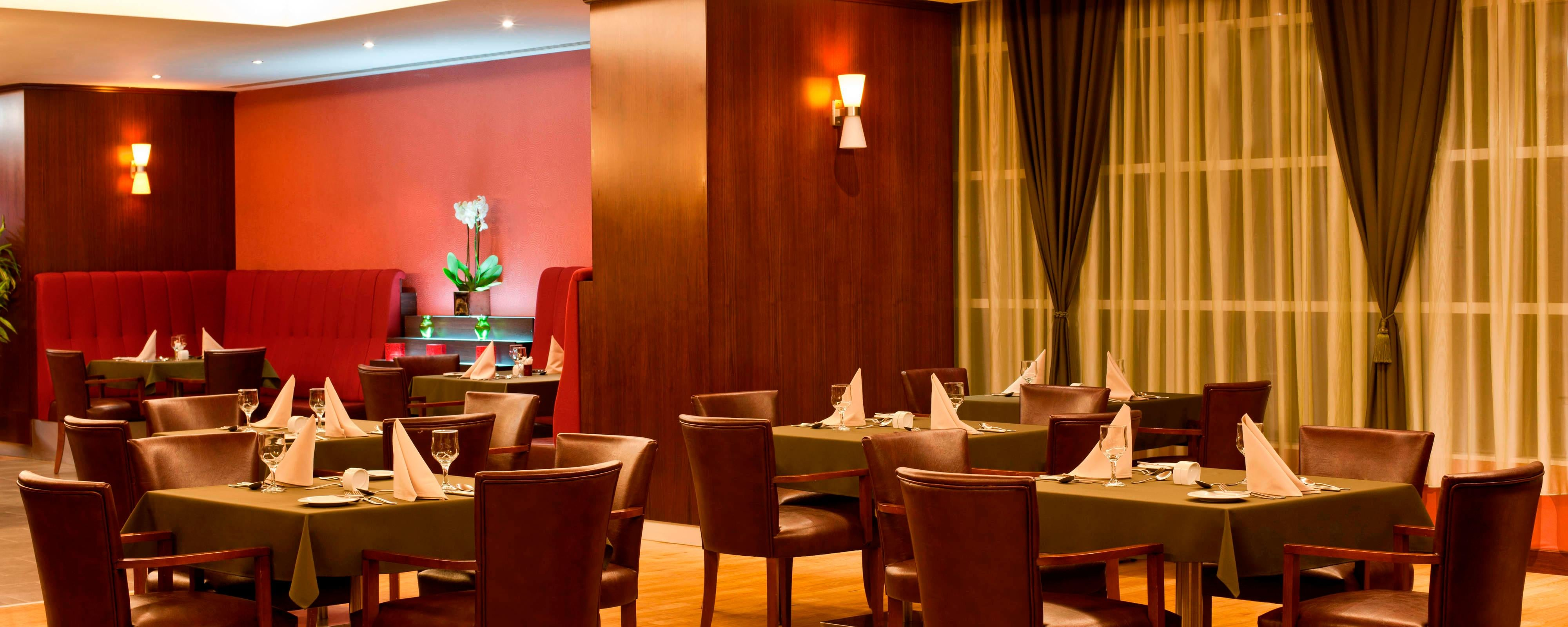 Marriott Apartments Atyrau Restaurant