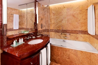 Suite Executive, salle de bain
