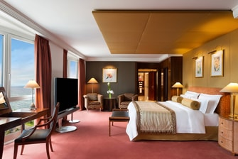 Royal Penthouse Suite– Imperial Hauptschlafzimmer