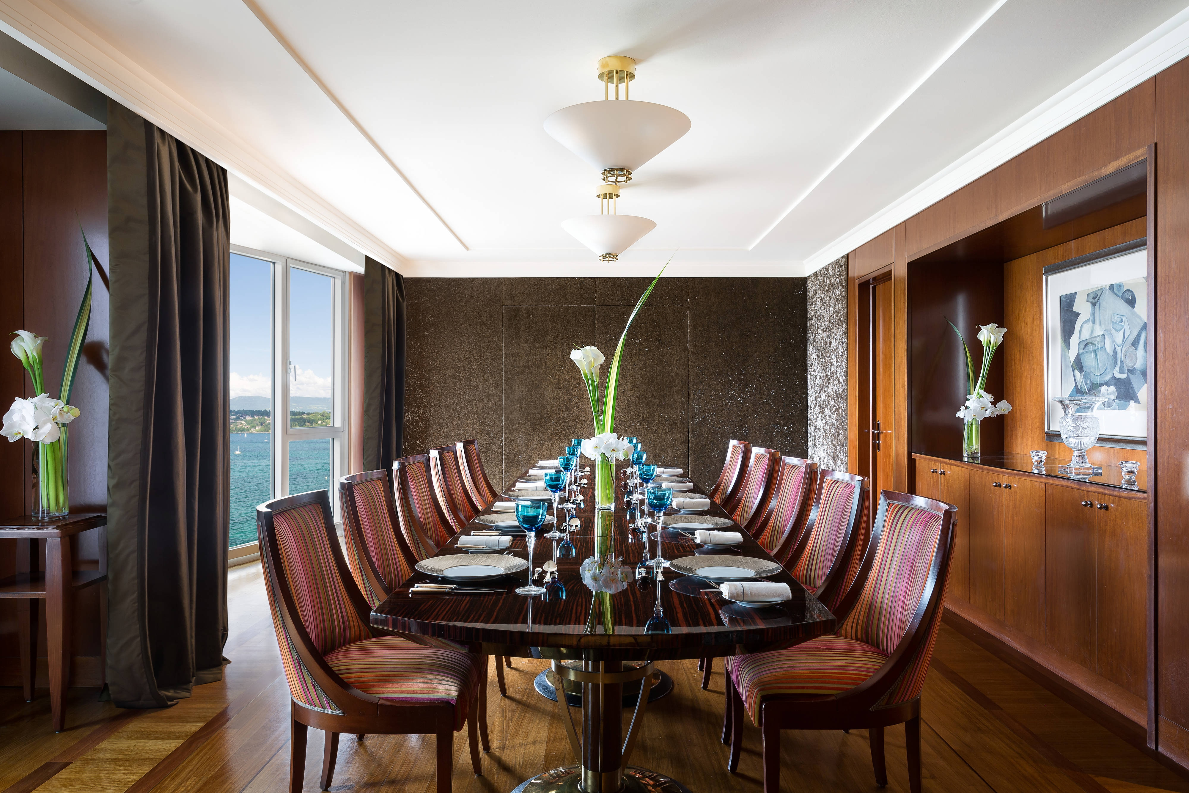 Royal Penthouse Suite - Royal Dining Room