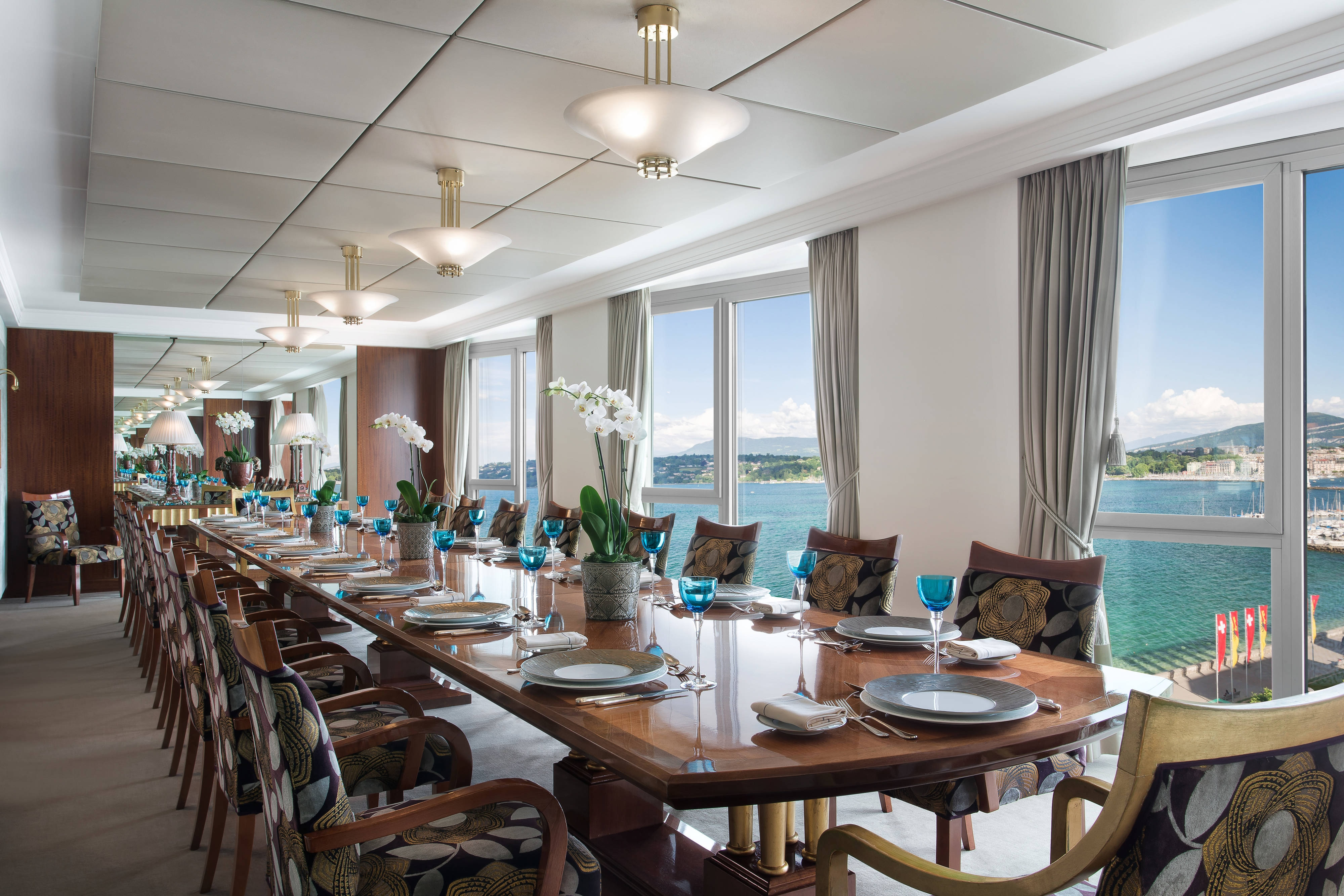 Royal Penthouse Suite - Dining Room