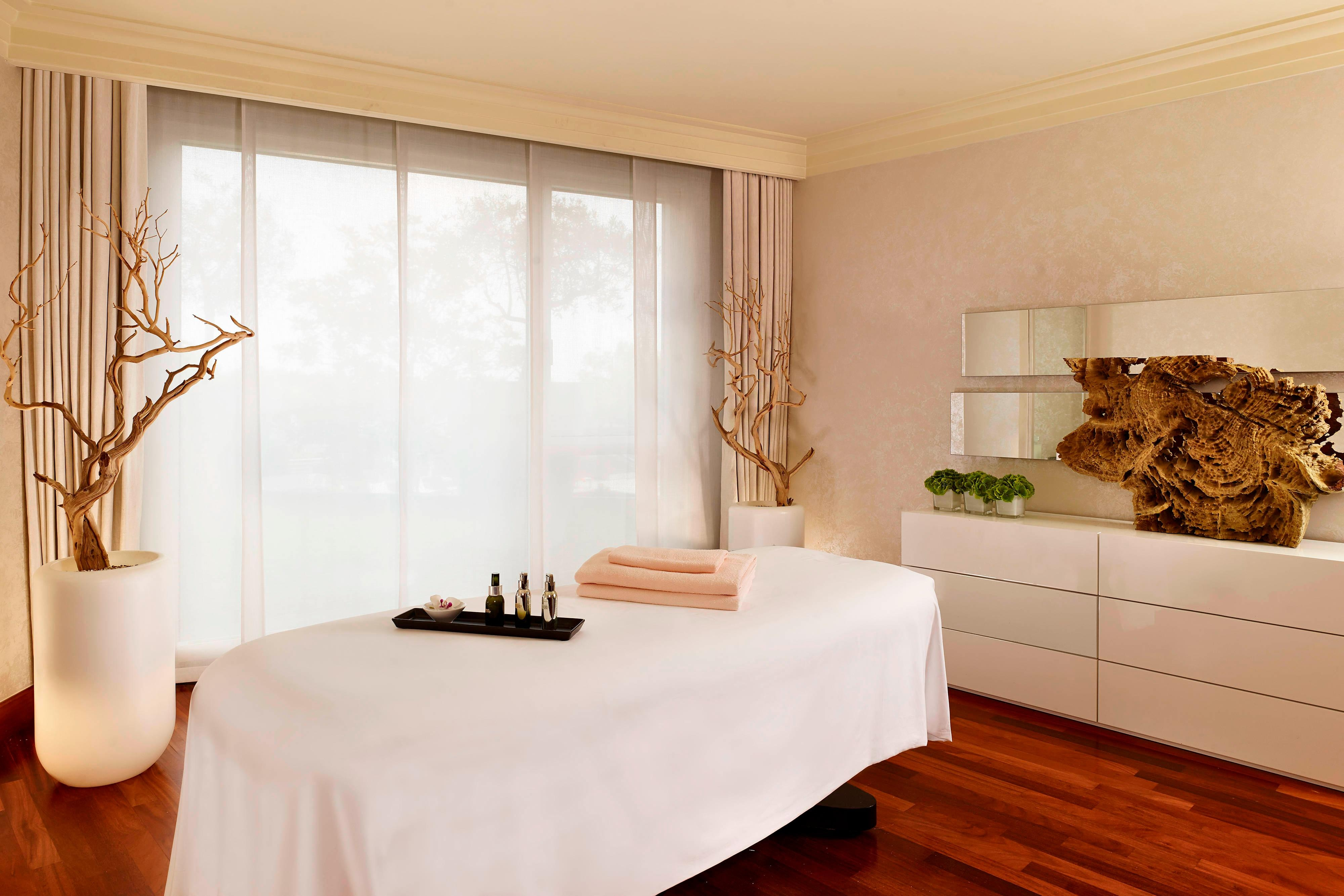 Spa La Mer VIP treatment Room