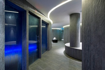 AWAY Spa - Steam Room