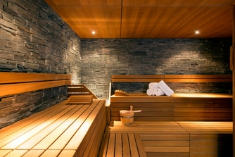 AWAY Spa – Sauna