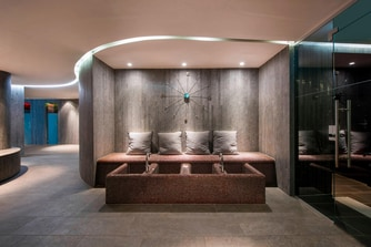 AWAY Spa Lounge Area