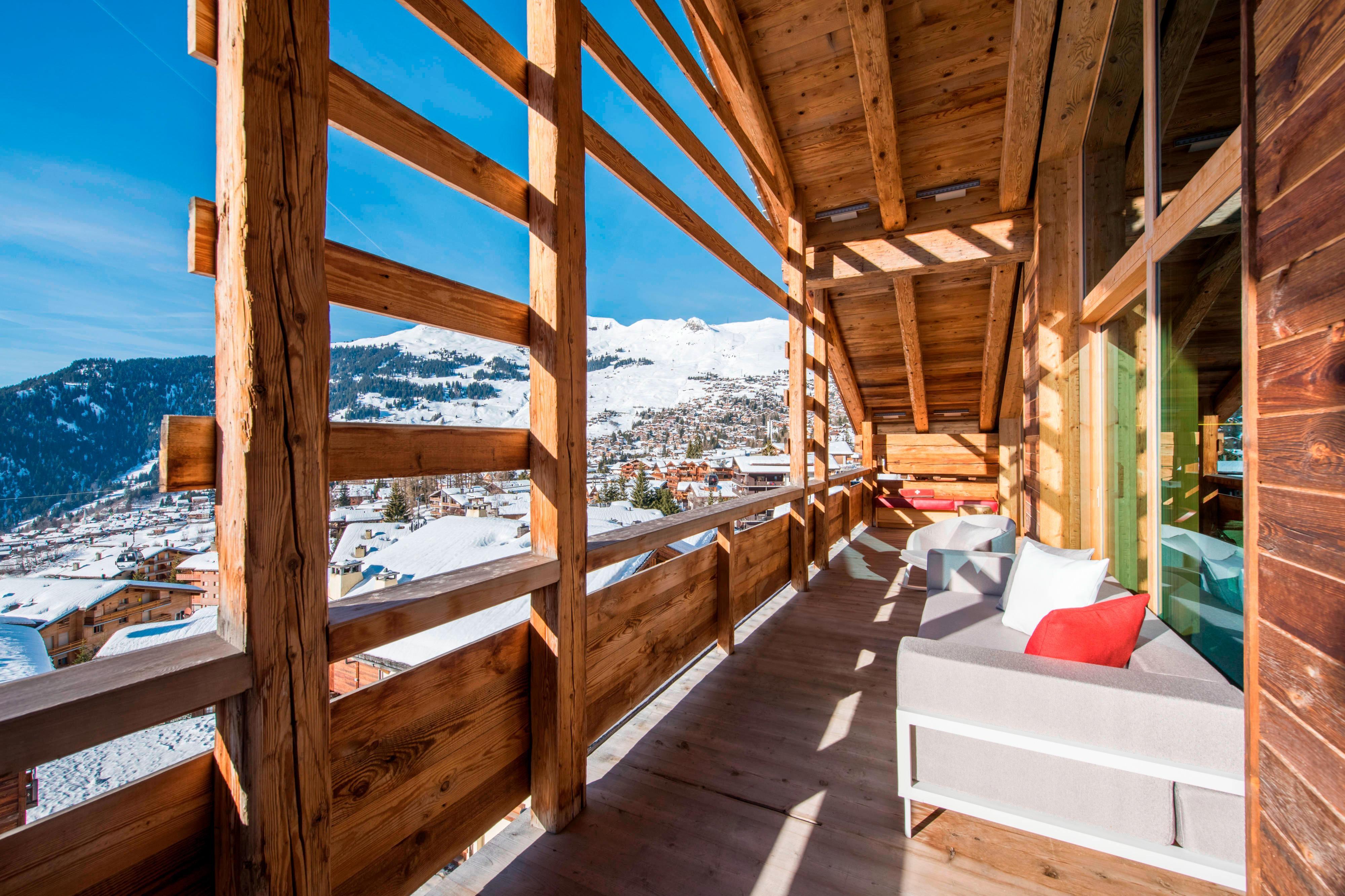 EWOW Suite - Terrace