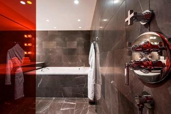 WOW Suite– Badezimmer