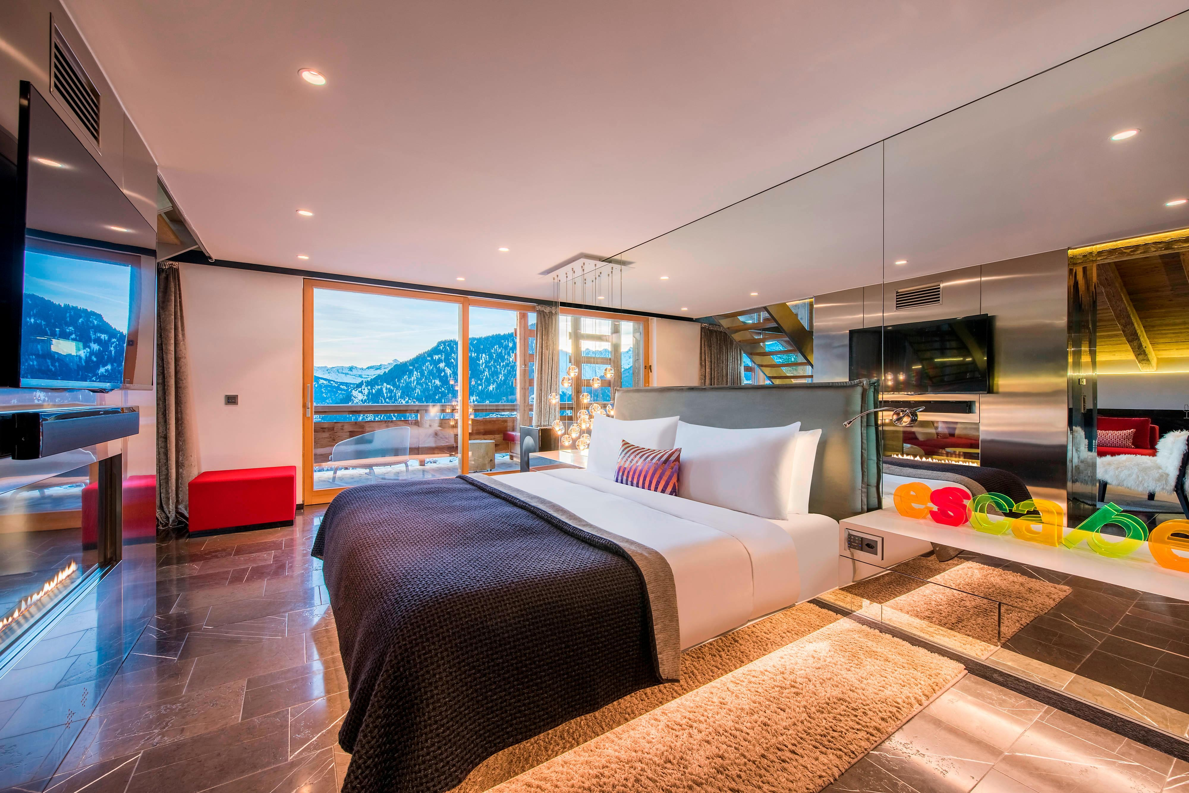 WOW Suite - Bedroom