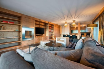 Wonderful Residence Living Room