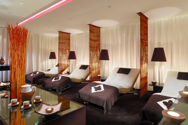 The Relaxation Suite at Spa Sirana