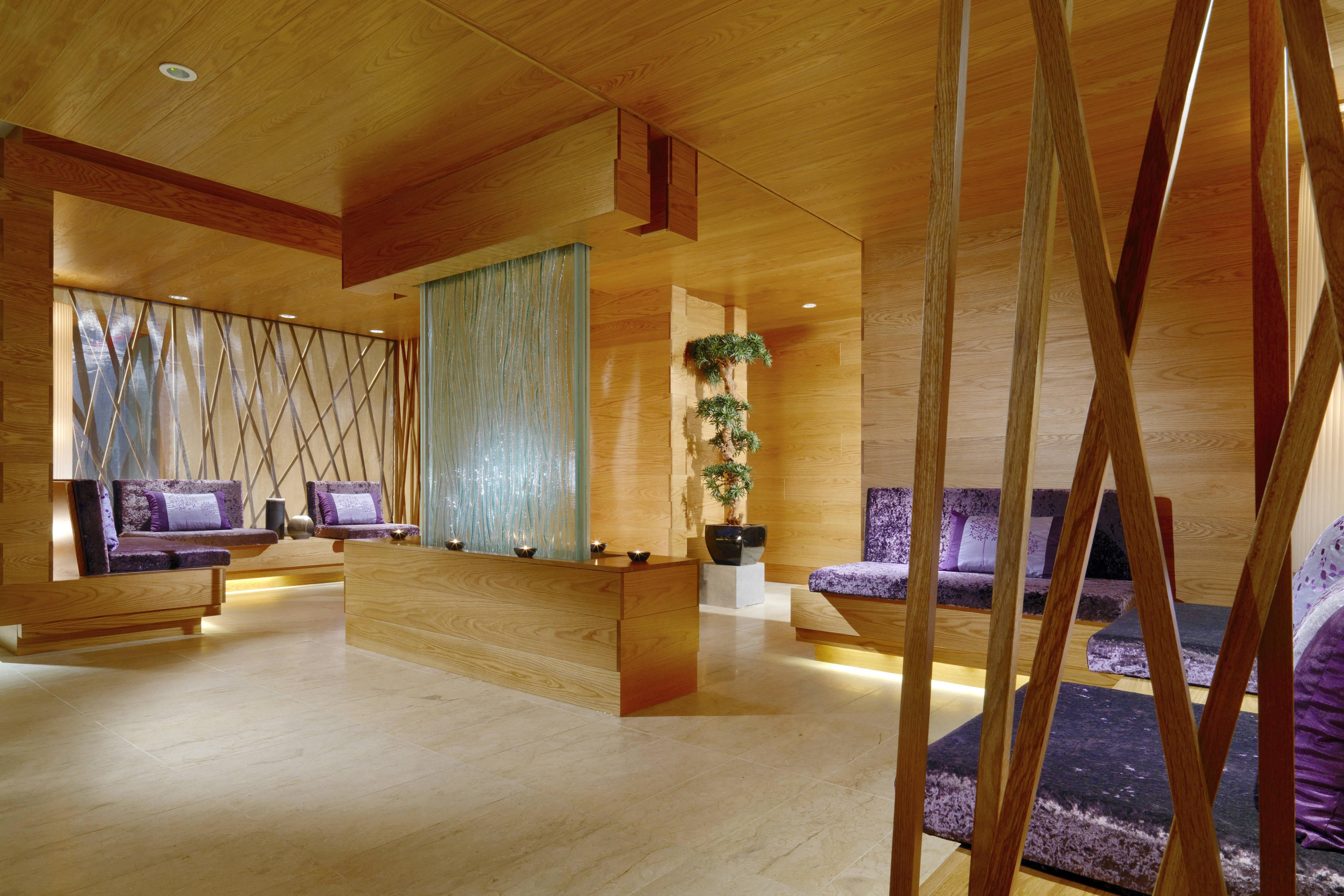 The Serenity Area in Spa Sirana
