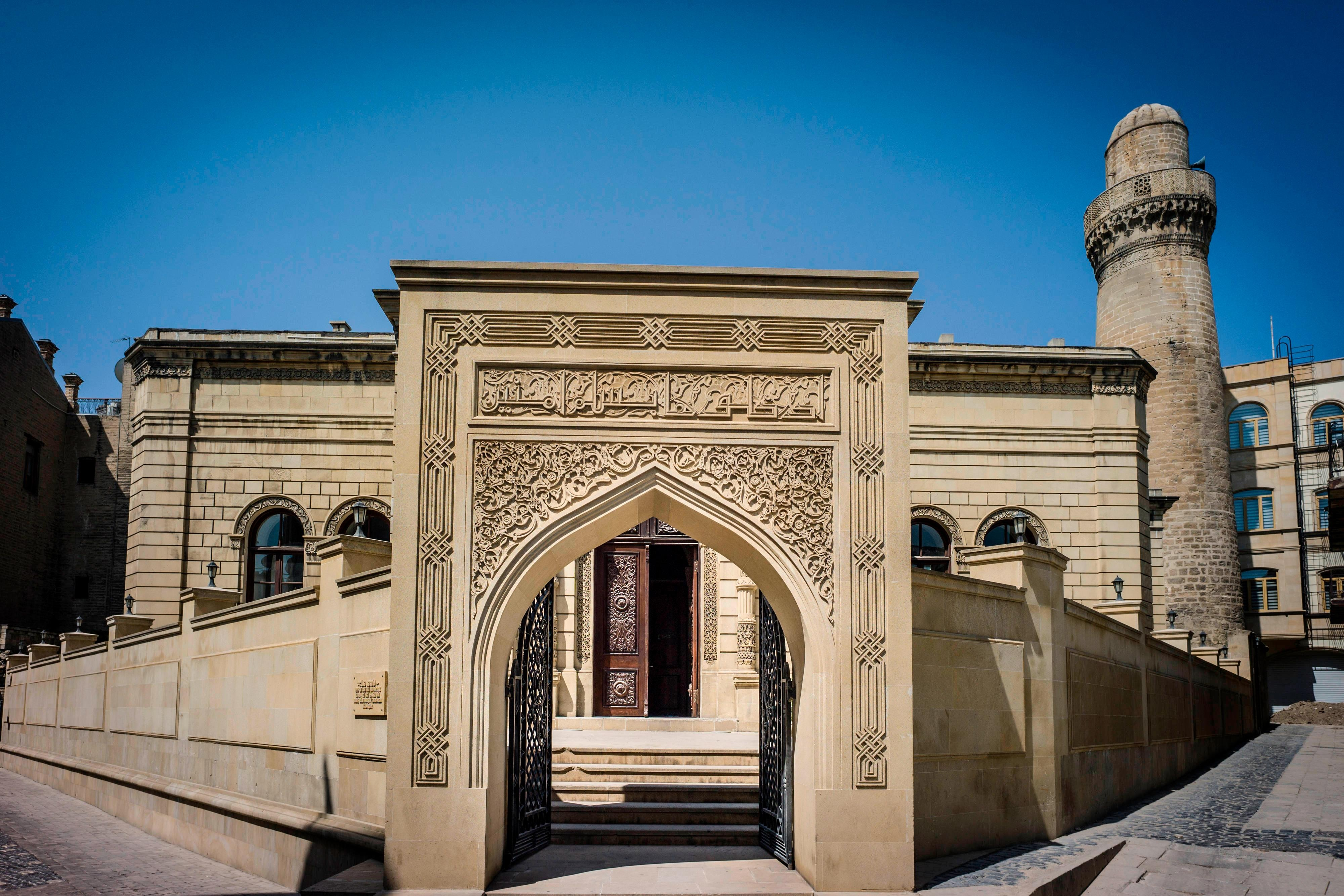 Friday Mosque, Old City