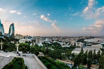 Архитектурный облик Баку