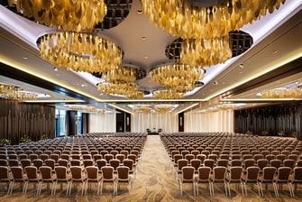 Банкетный зал в отеле Boulevard Hotel (Баку)