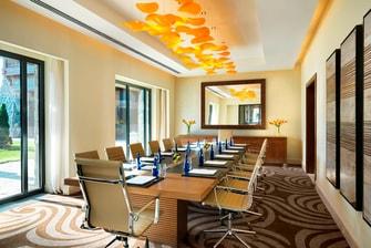 Boardroom at Park Chalet Shahdag Hotel