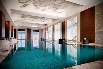 Indoor Swimming Pool at  Fitness Center