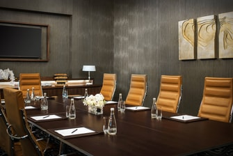 Intourist Hotel Baku Meeting Room