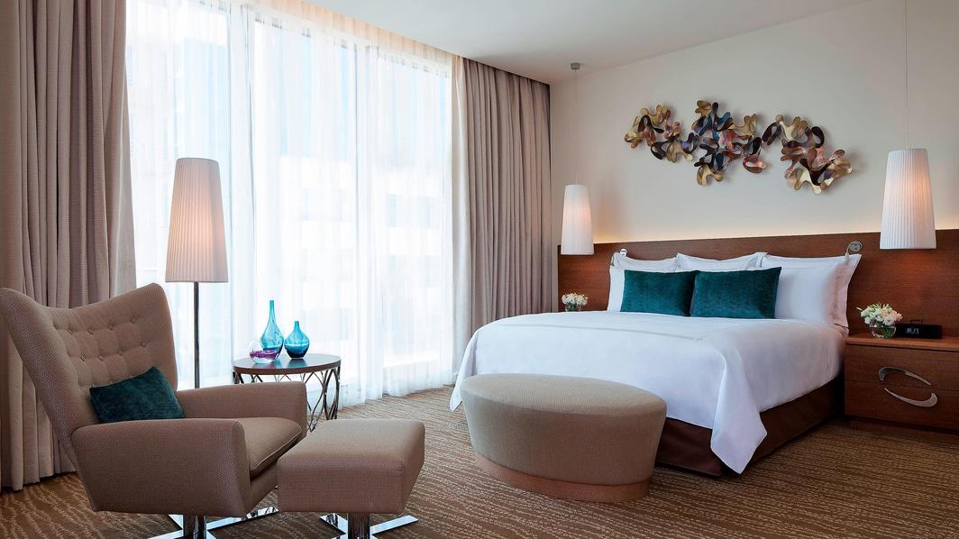 Zimmer im 5-Sterne-Hotel Baku