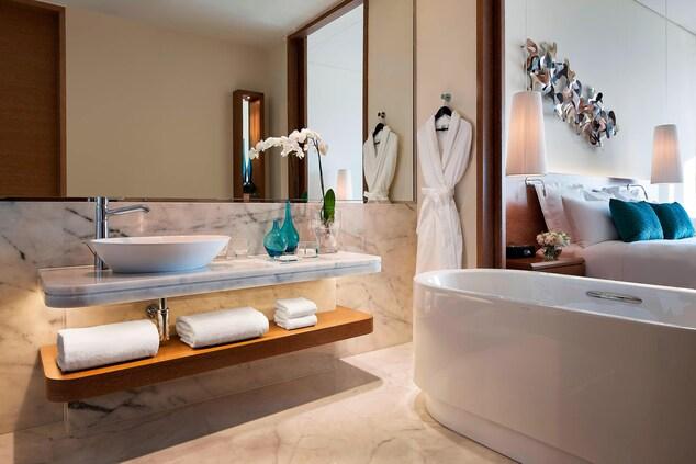 Baku Hotel Deluxe Room
