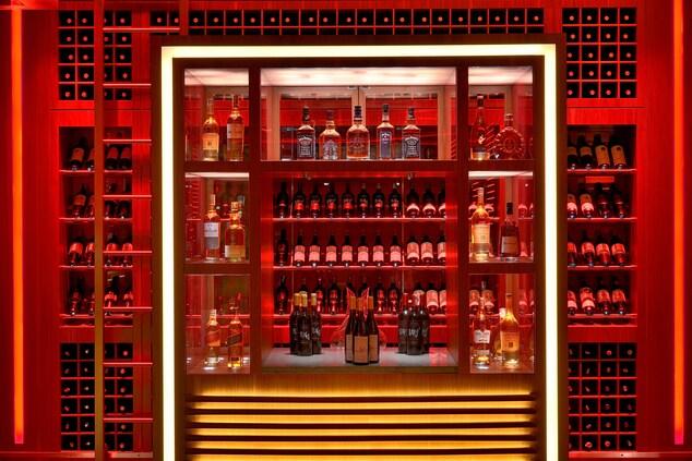 Baku hotel Wine Bar