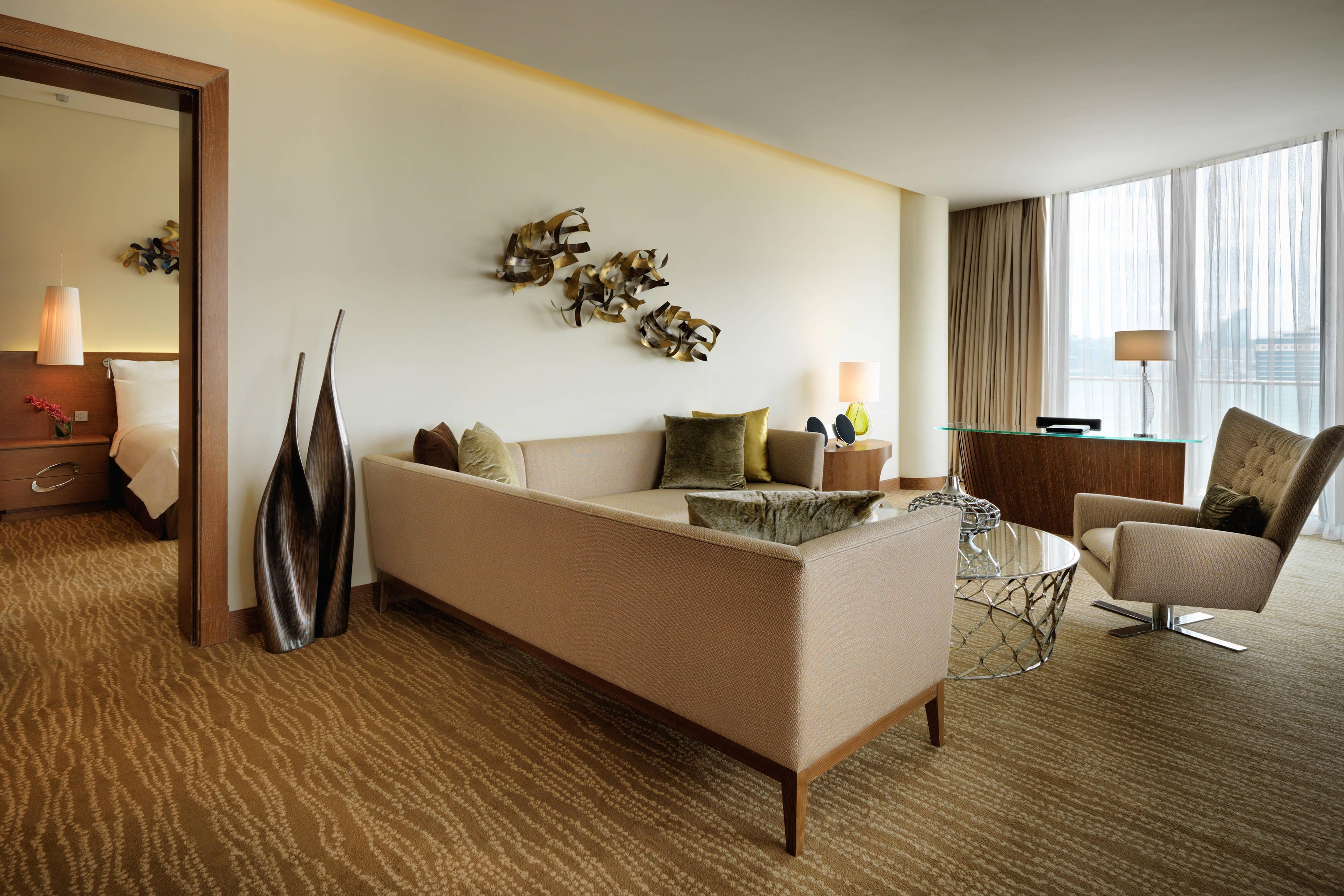 Ambassador Suite– Wohnzimmer
