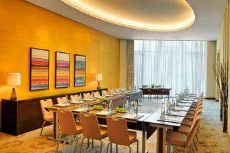 Baku hotel meeting room