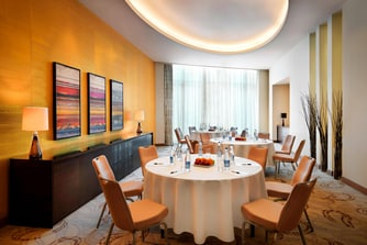 Hotel meeting space Baku