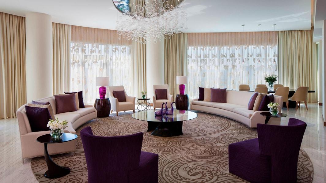 Präsidenten Suite in Baku