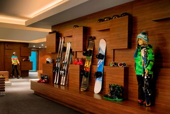 Ski Shop at Pik Palace Shahdag Hotel