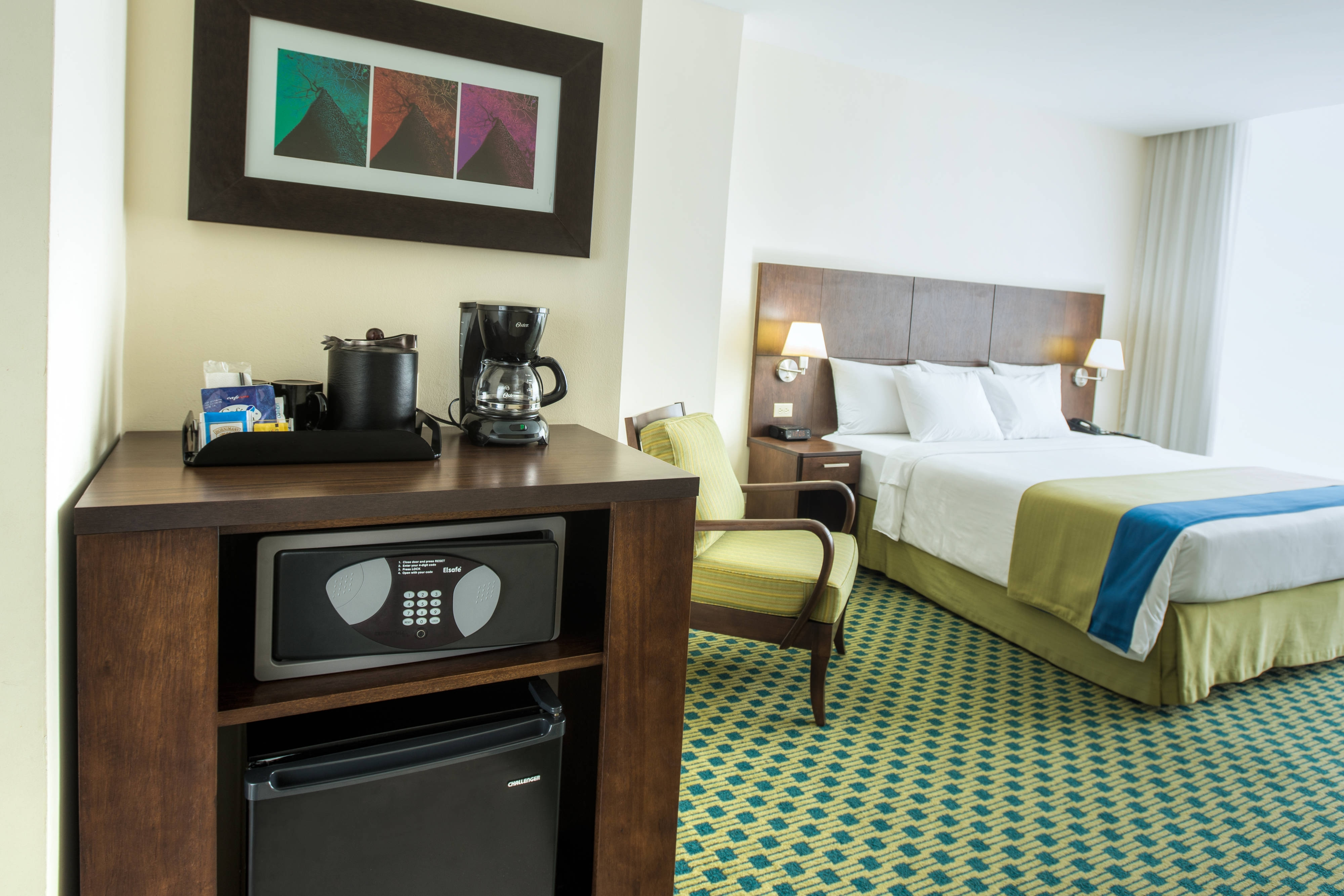 Guayaquil Guest Rooms Amenities
